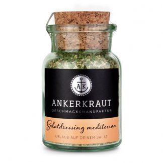 Salatdressing Mediterran im Korkenglas von Ankerkraut