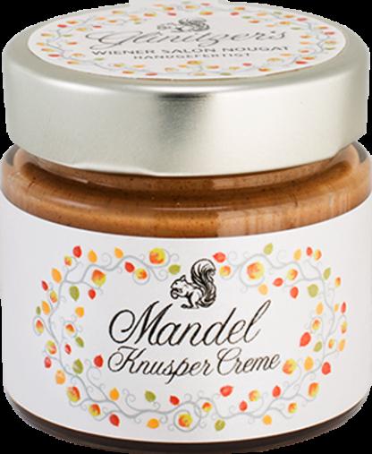 Mandel Knusper Creme von Glinitzer's Wiener Salon Nougat