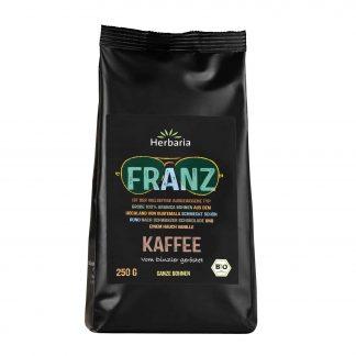Kaffee Franz 250 Gramm packung in Bio-Qualität von Herbaria Kräuterparadies