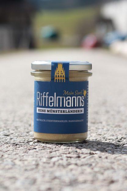 Feine Münsterländerin von Riffelmanns Senf