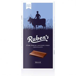 Vollmilchschokolade 90 Gramm Tafel von Ruben's