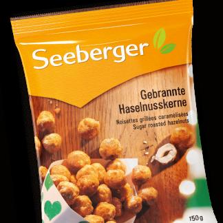 Gebrannte Haselnüsse von Seeberger