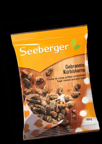 Gebrannte Kürbiskerne von Seeberger