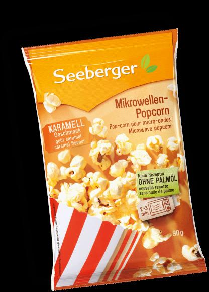 Popcorn Karamell von Seeberger