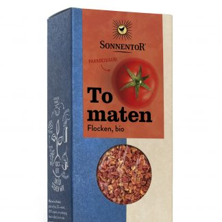 Tomatenflocken 45 Gramm Packung in Bio-Qualität von Sonnentor