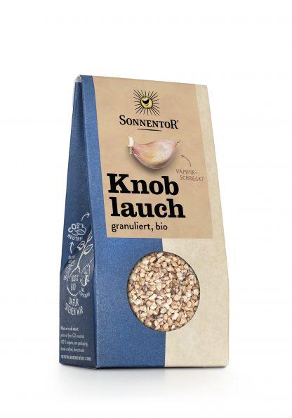 Knoblauch granuliert 40 g Packung in Bio-Qualität von Sonnentor
