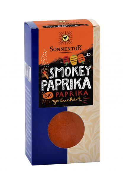 Smokey Paprika gemahlen 70 g in Bio-Qualität von Sonnentor