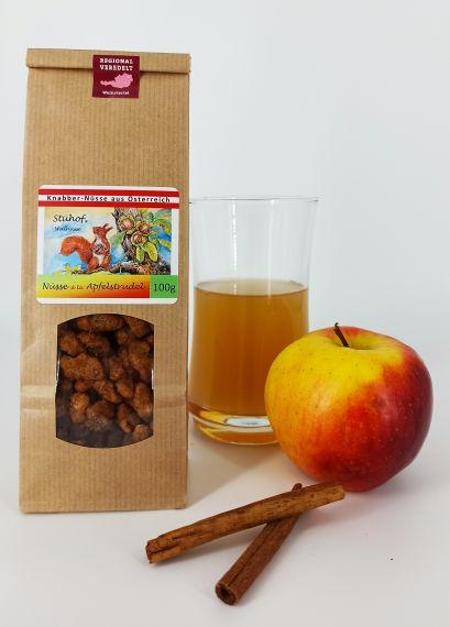 Nüsse à la Apfelstrudel von Stühof Walnüsse
