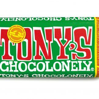 Vollmilchschokolade 32% Haselnuss von tony's Chocolonely