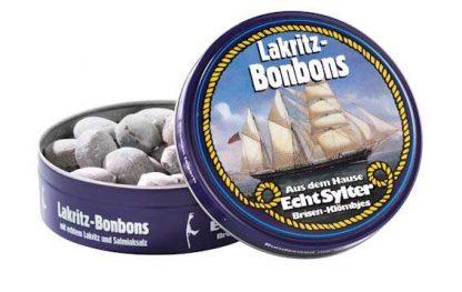 Lakritz Bonbons von Echt Sylter Brisen-Klömbjes