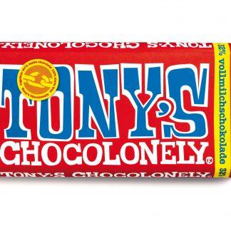 Vollmilchschokolade 32 % 180 g Tafel von tony's Chocolonely